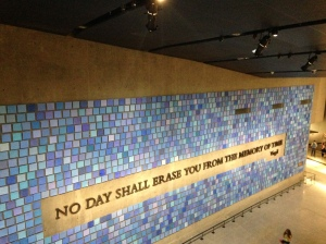 """No Day Shall Erase You From the Memory of Time."" -Virgil"